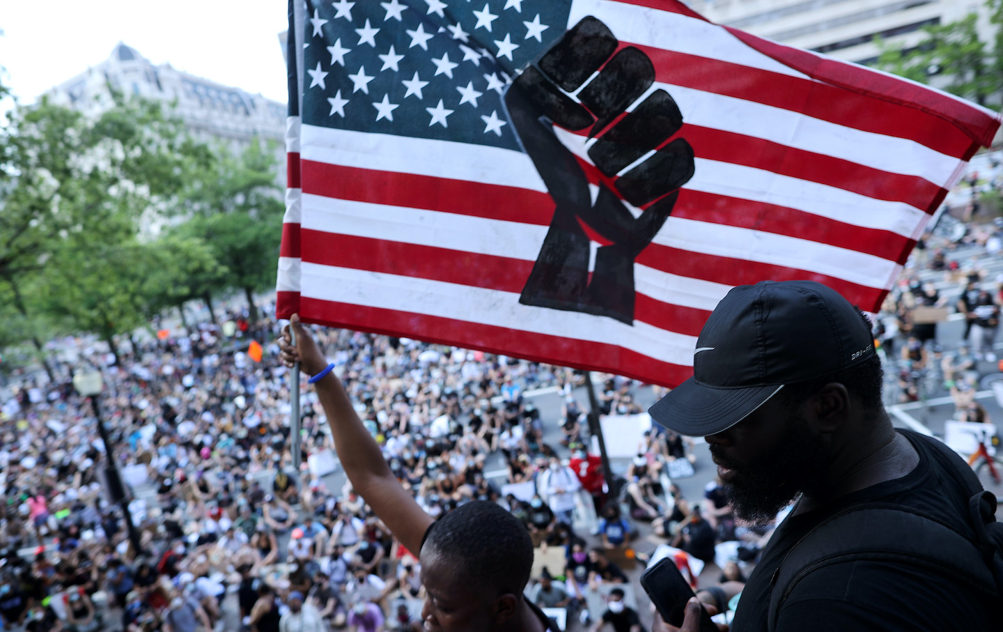 Black Lives And The Fourth Of July The Nation