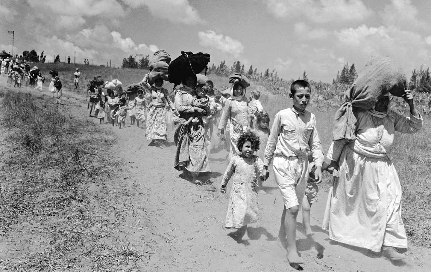 A Century of Struggle in Palestine