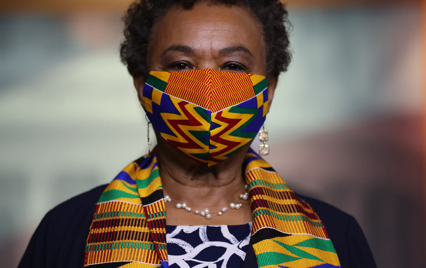 Barbara Lee Would Make a Great Vice Presidential Nominee