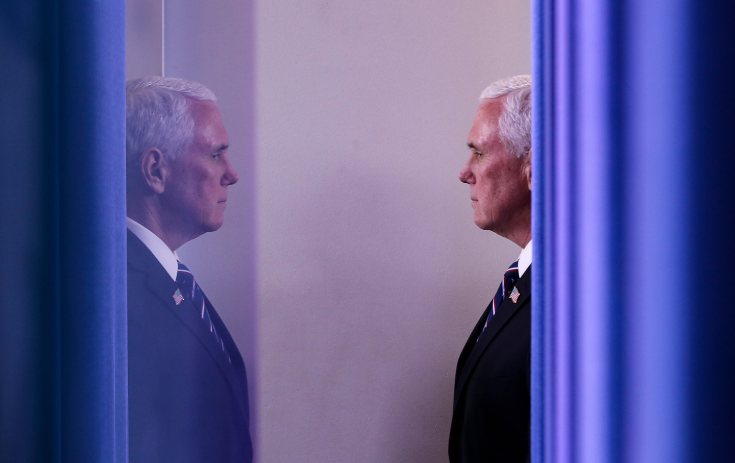 The Spectre of Socialism Haunts Mike Pence