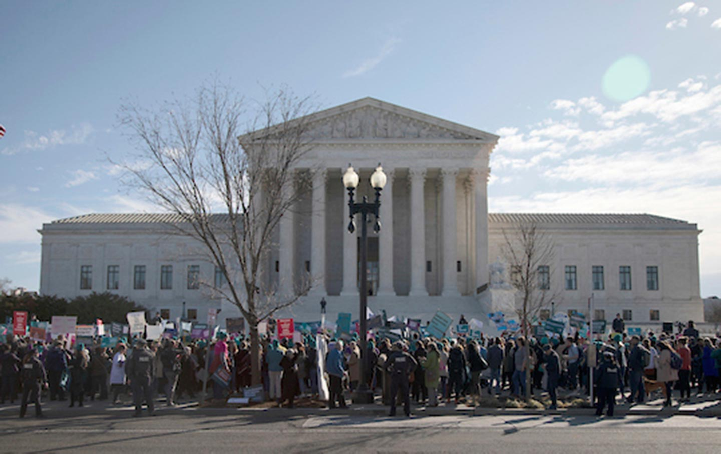 The Supreme Court's Public-Health Approach to Abortion ...Supreme Court