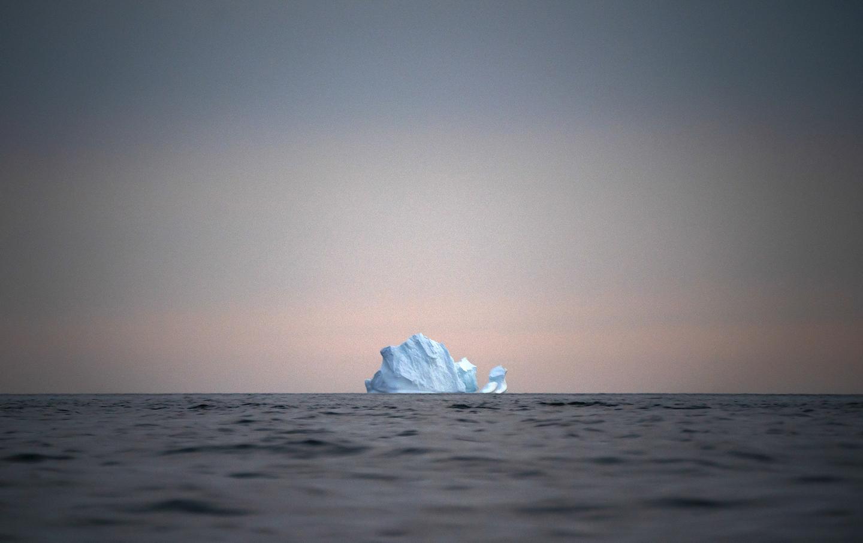 APTOPIX Greenland Glaciers On the Edge