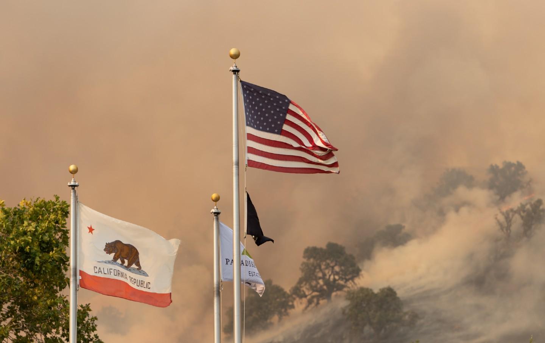 California Is Burning—and Trump Gathers Kindling thumbnail