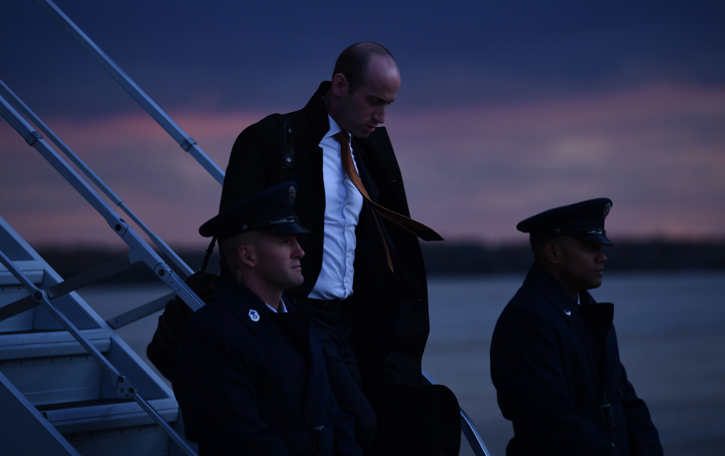 stephen-miller-air-force-one-gty-img