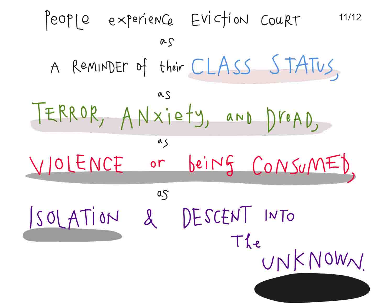Metaphors From Housing Court 10
