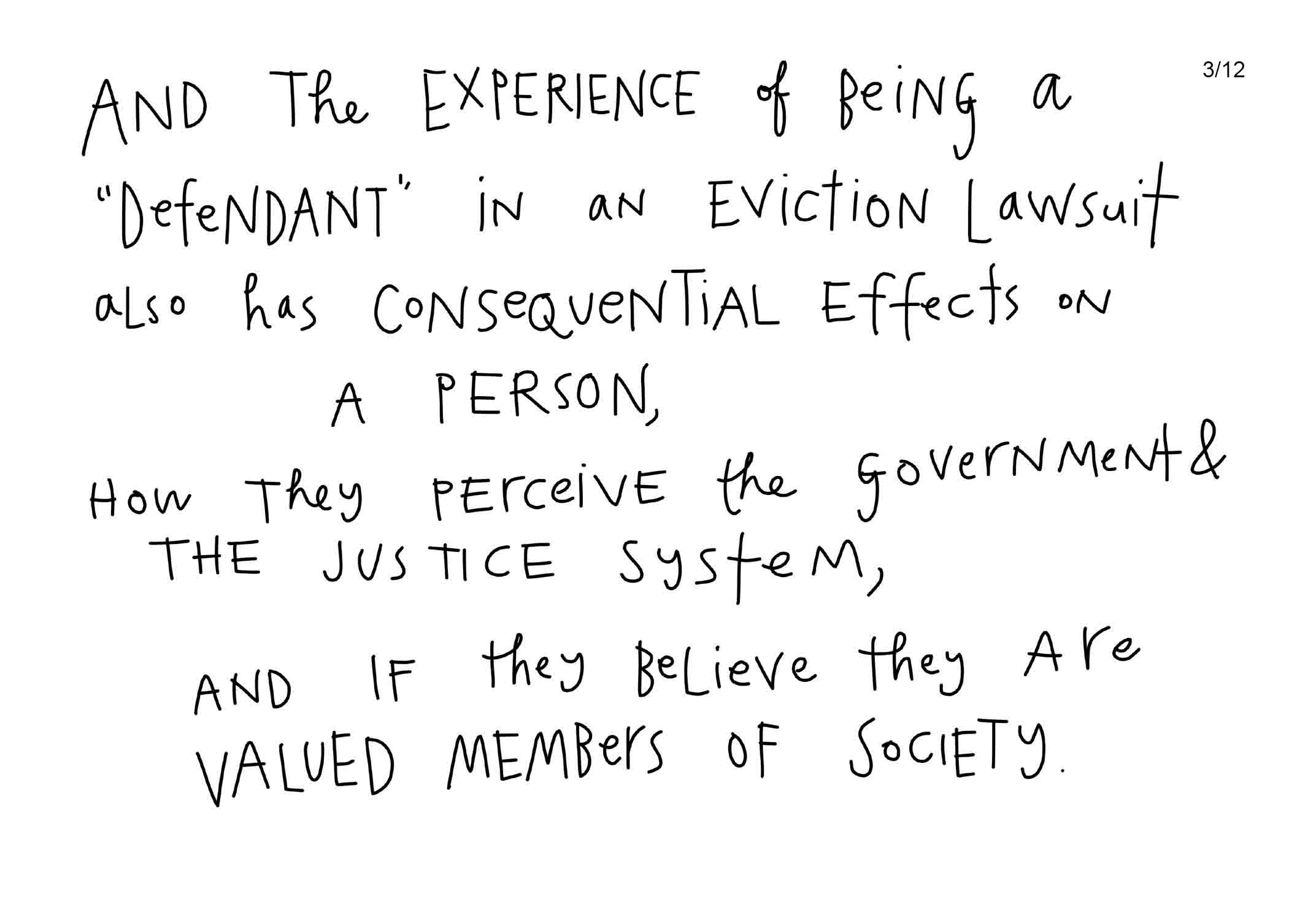 Metaphors From Housing Court 2