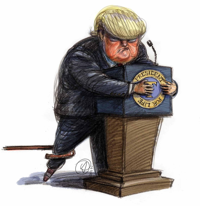 Is Trump Planning a Coup d'État? | The Nation