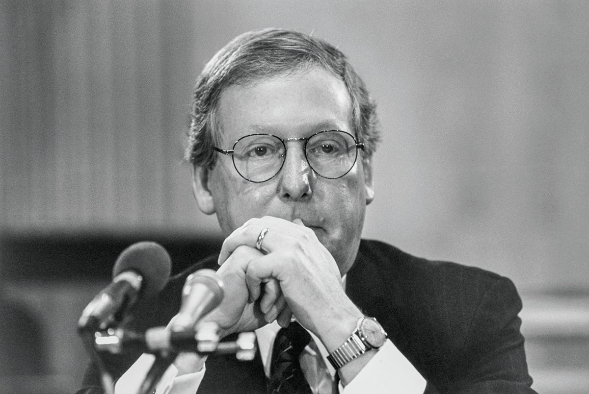 Mitch McConnell Defends His Turf 3