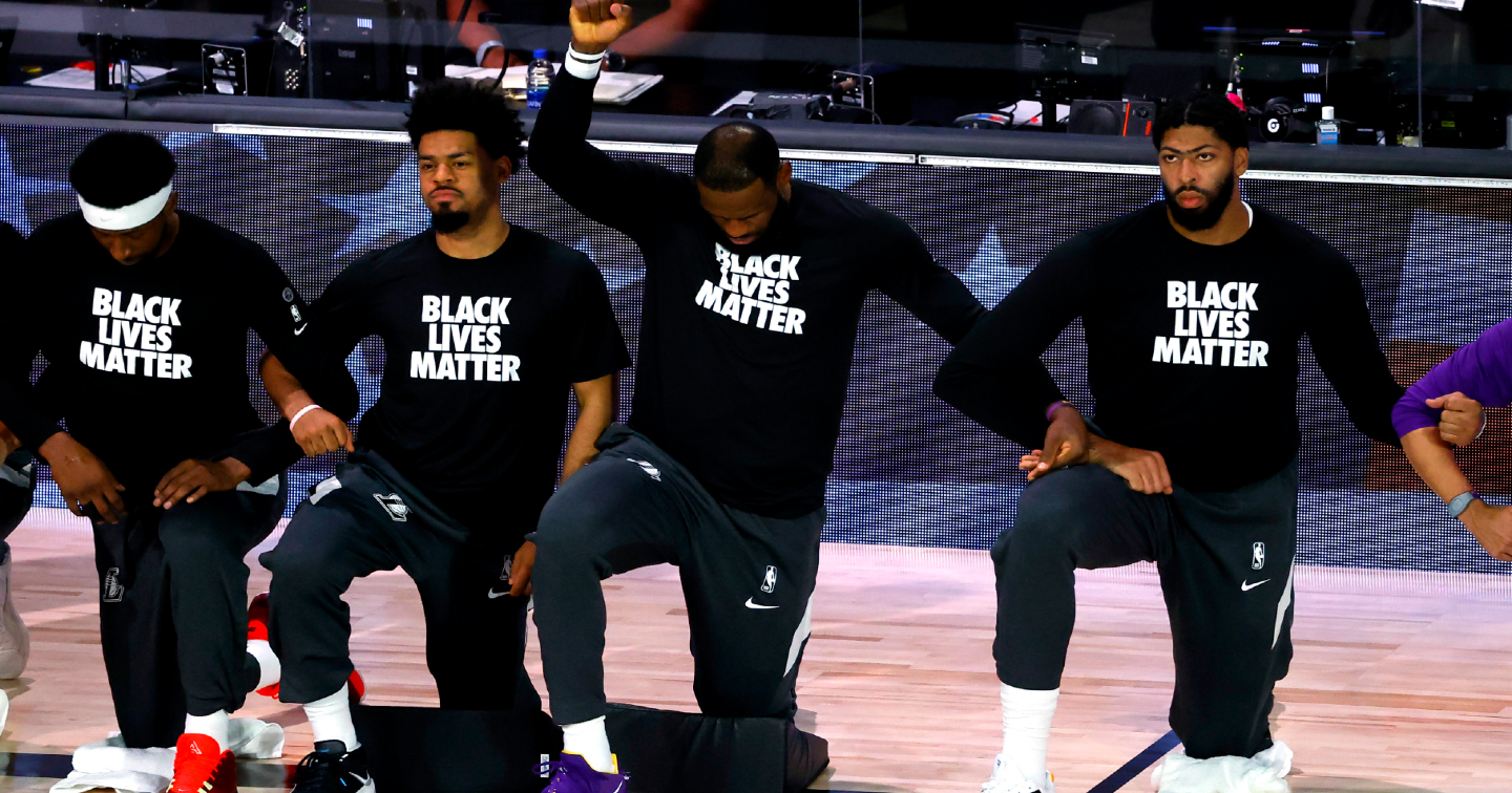Why LeBron James Scares the Racist Right