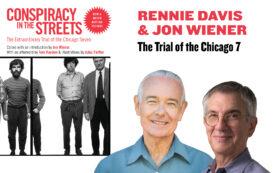 The Trial of the Chicago 7 | Rennie Davis and Jon Wiener