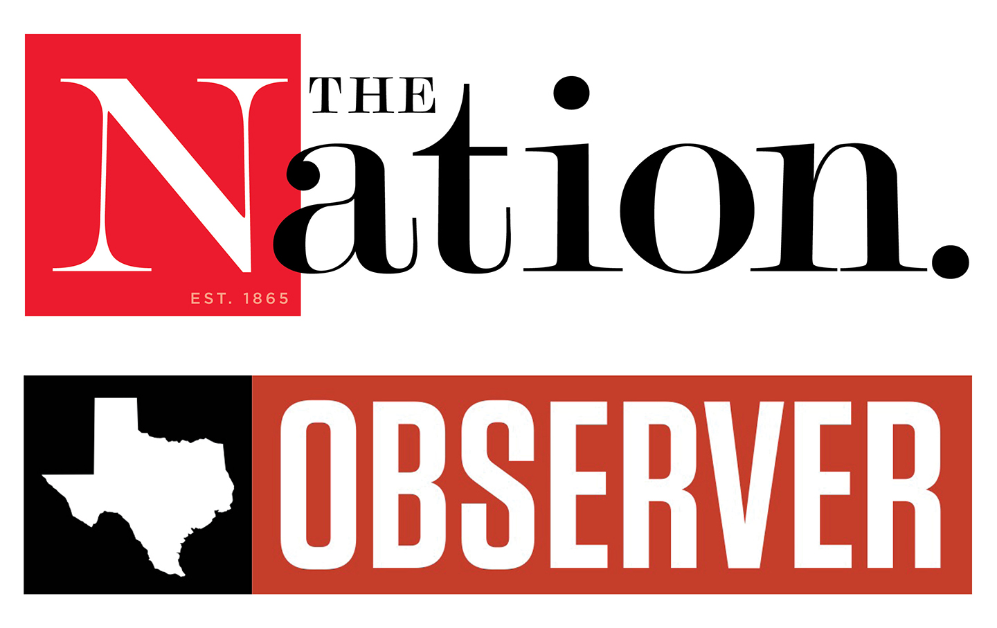 The Nation Texas Observer Partnership