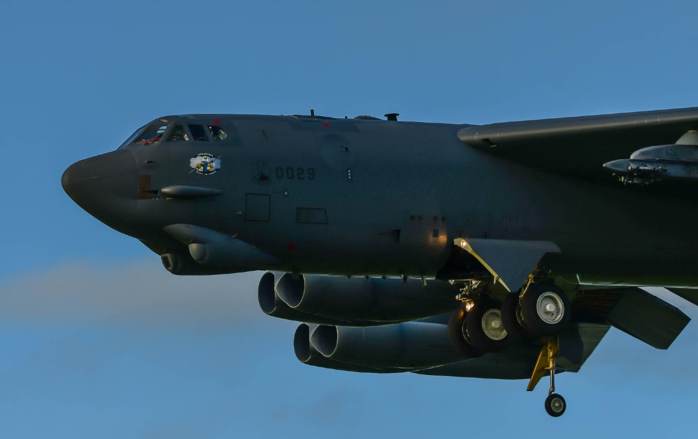 B52H Bomber