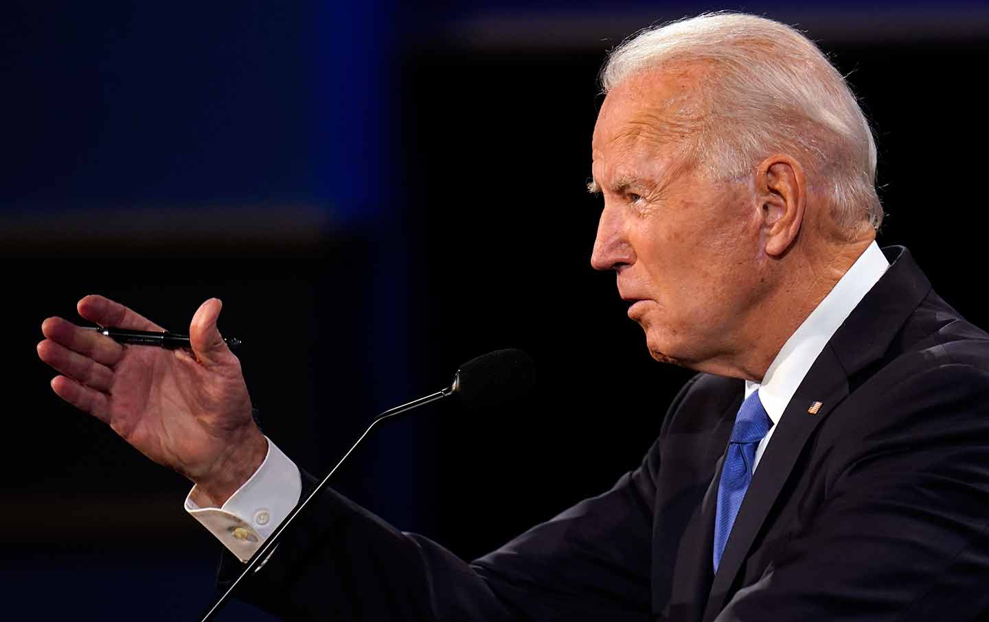The Moment Joe Biden Found His Voice—And Won the Final Debate
