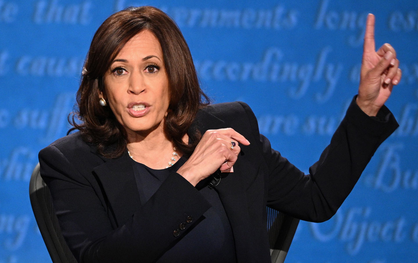 Kamala Harris Called Out Covid Lies and Guilty Men | The Nation