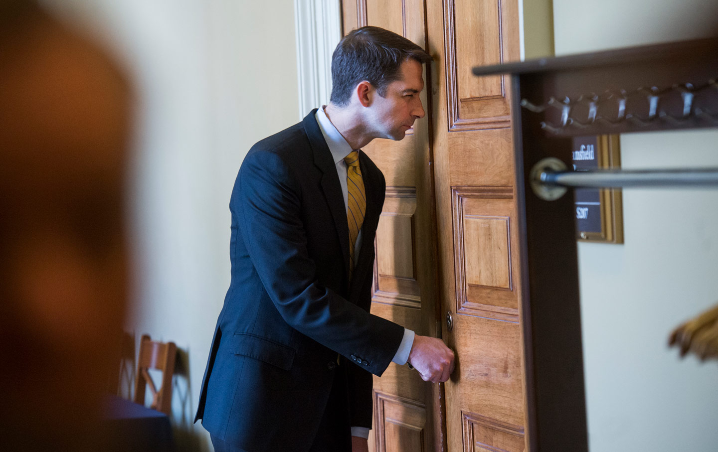 Here's How to Ruin Tom Cotton's Election Night