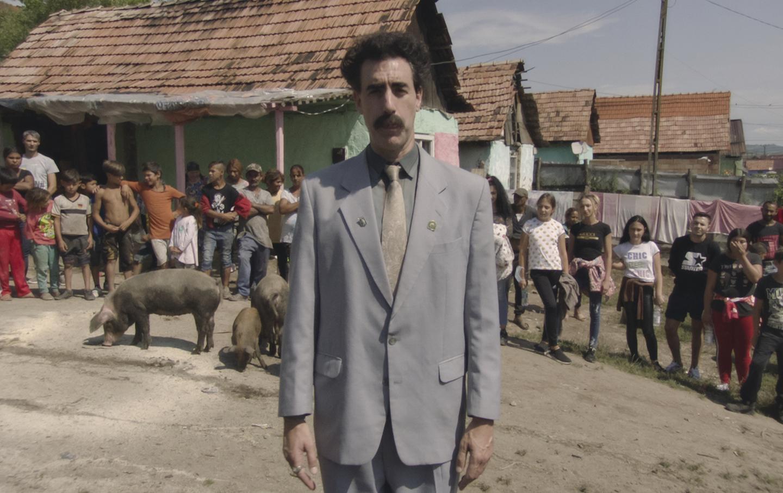 Living in Borat's America
