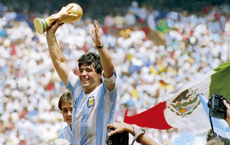 Diego Maradona Comrade Of The Global South The Nation