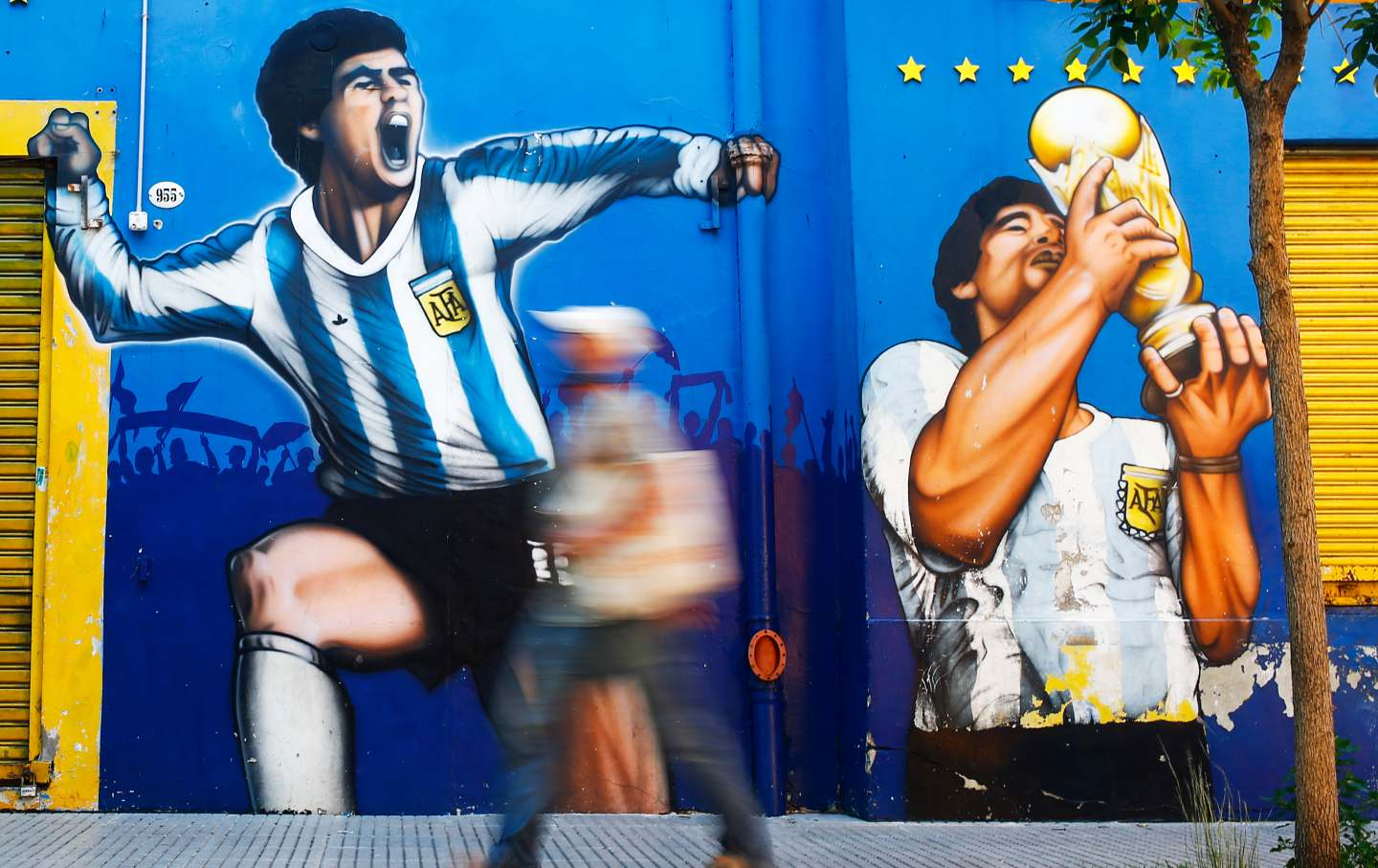 The Politics of Maradona's Iconic 'Hand of God' Goal thumbnail