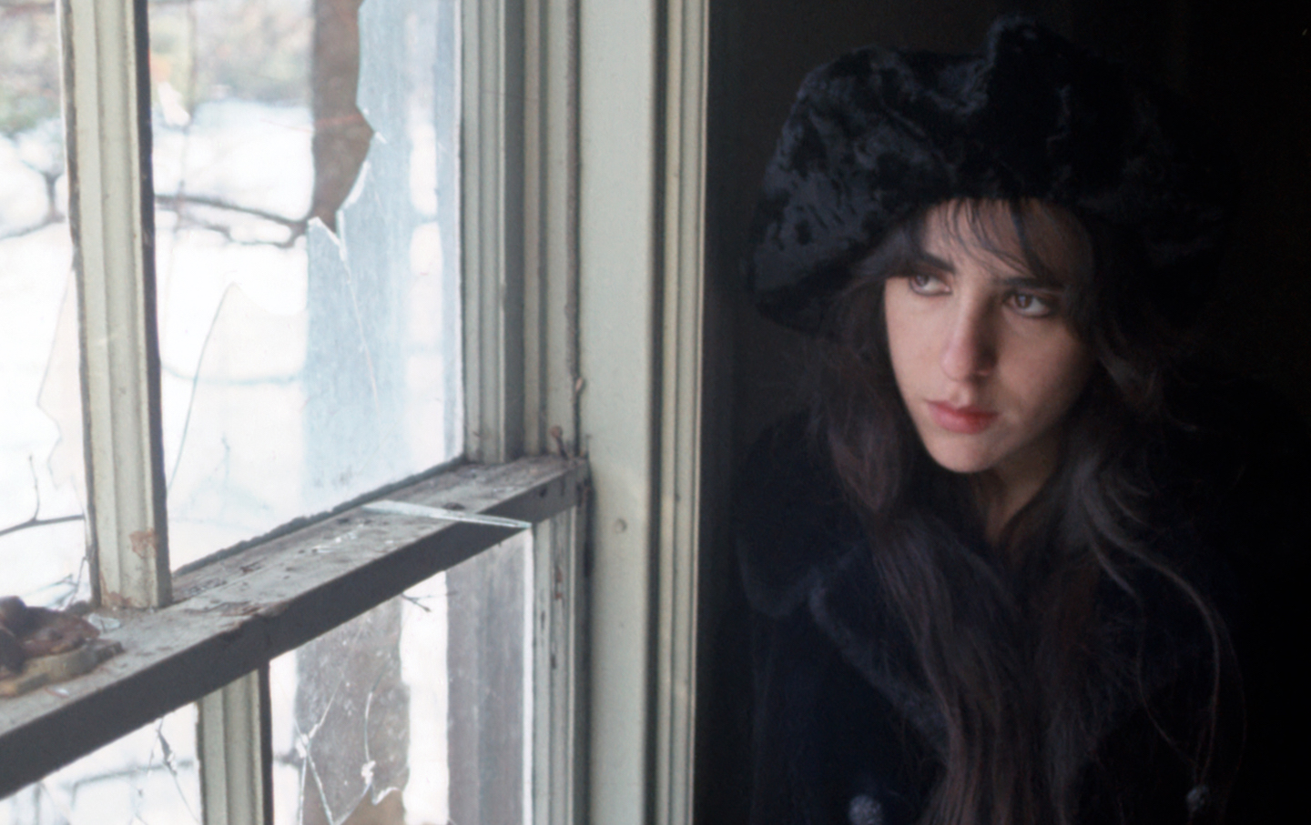 Laura Nyro Portrait In NYC
