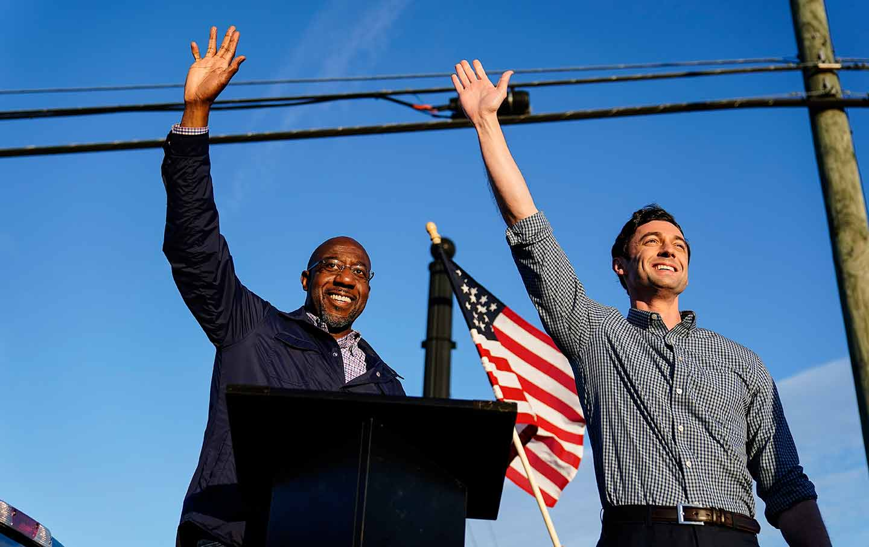 Can Democrats Really Win Georgia's Two Senate Seats?