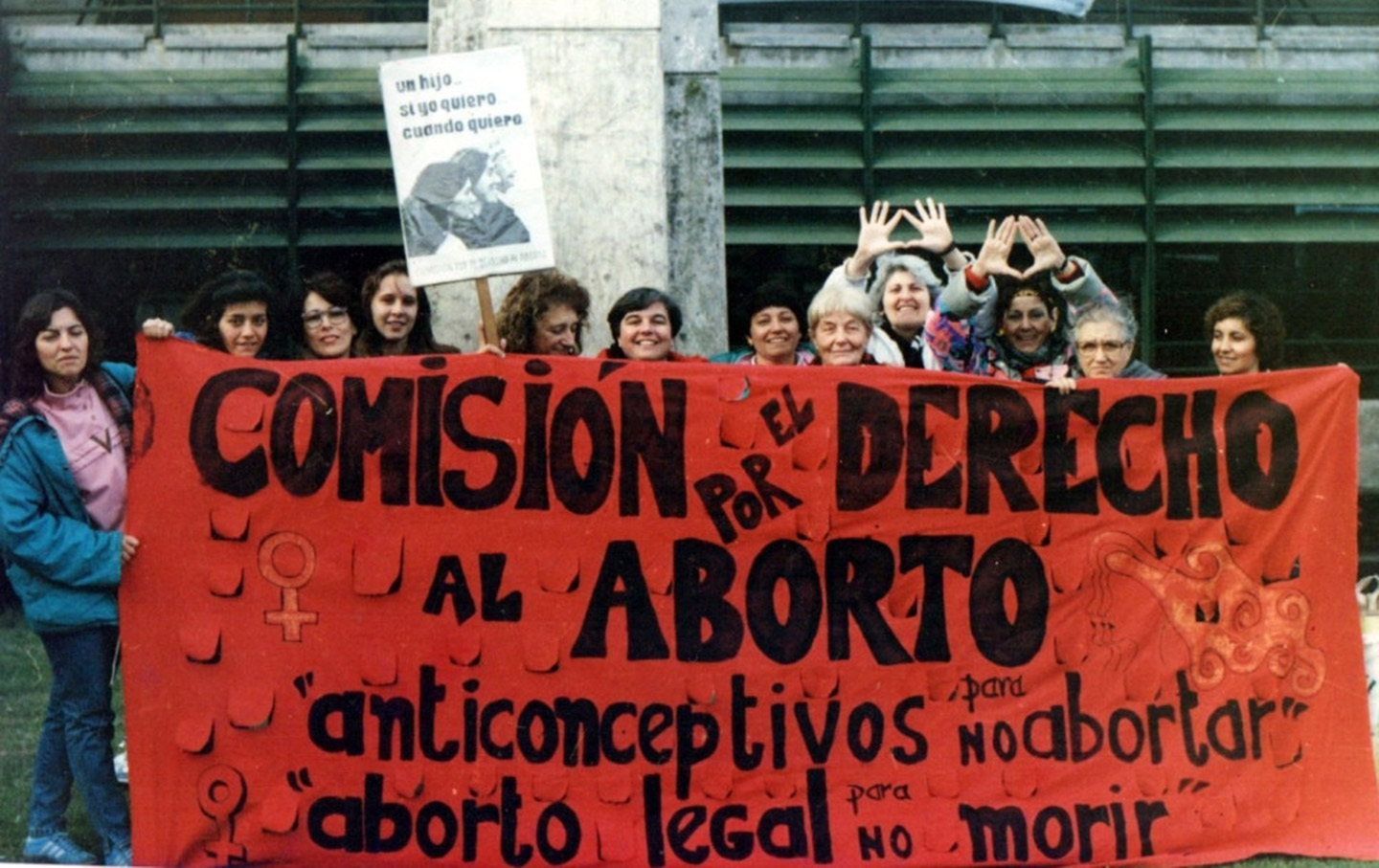 Argentina's Decades-Long Fight to Legalize Abortion Ends in Victory 2