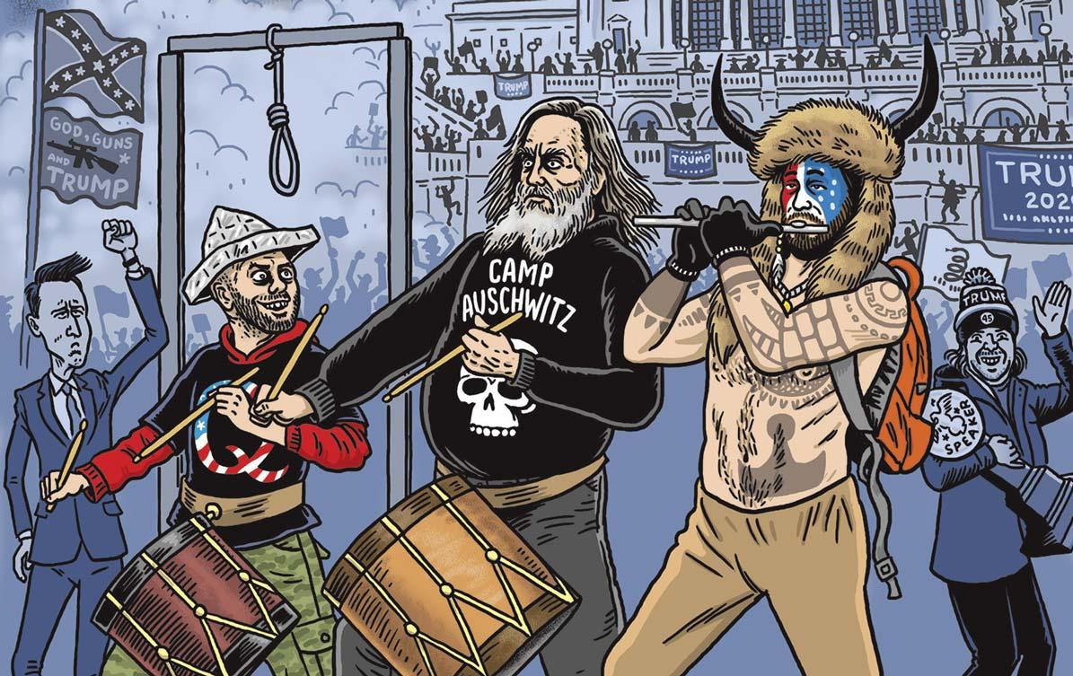 The American Devolution