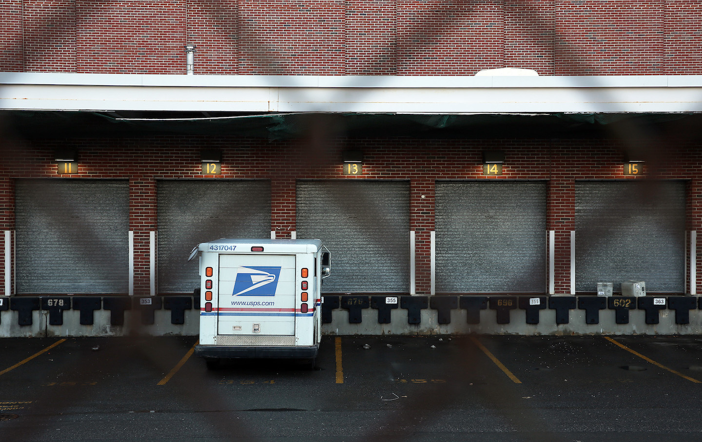 How Biden Can Save the USPS