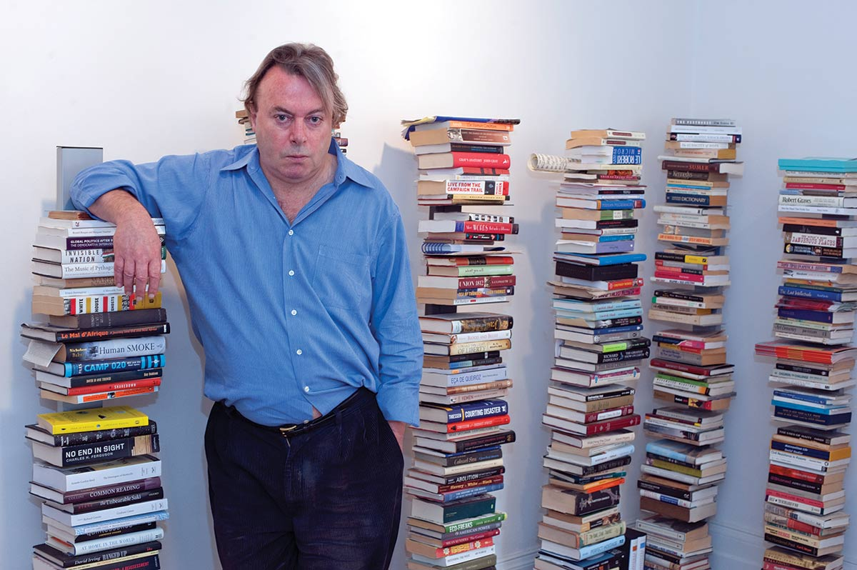 Does Christopher Hitchens Need an Authorized Biography? 3