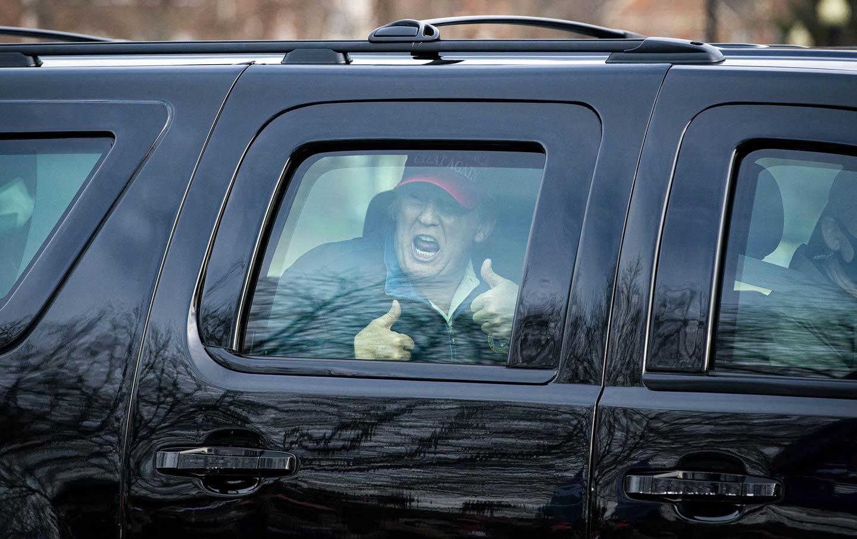 ماشین ترامپ-مو-شست-gty-img
