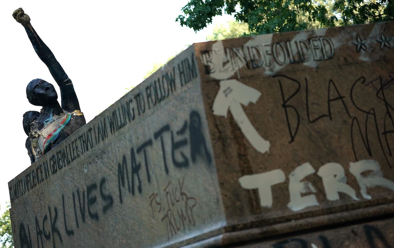 Confederate Monument Baltimore