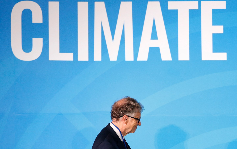 Bill Gates, Climate Warrior. And Super Emitter.