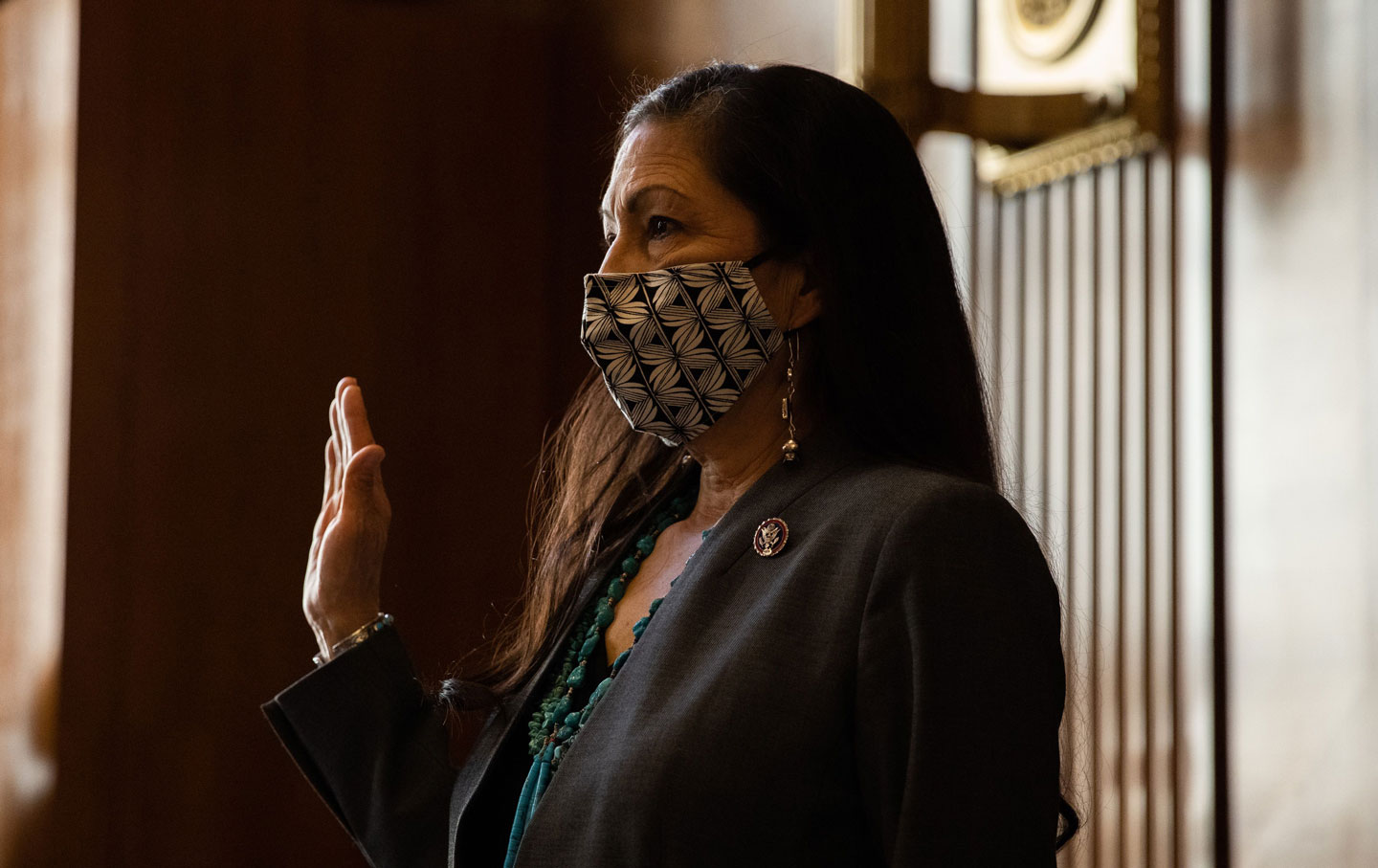 Deb Haaland Is Everything the Biden Administration Needs to Be