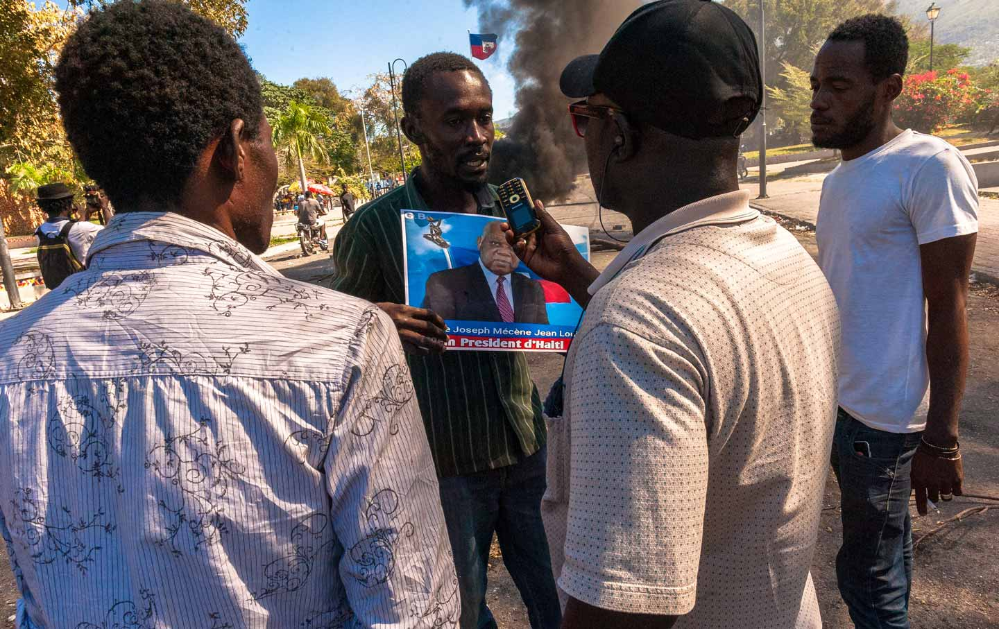 Haiti: Too Many Presidents, Too Little of Everything Else