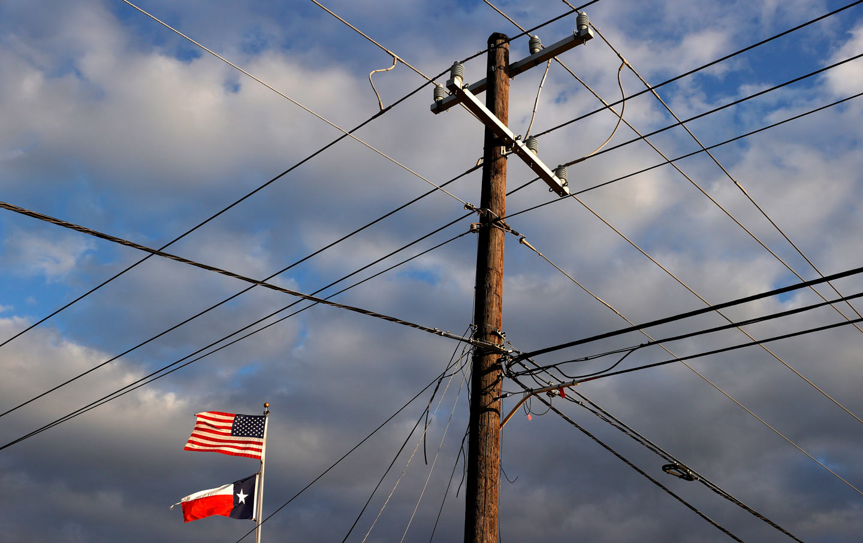 Texas Power Line