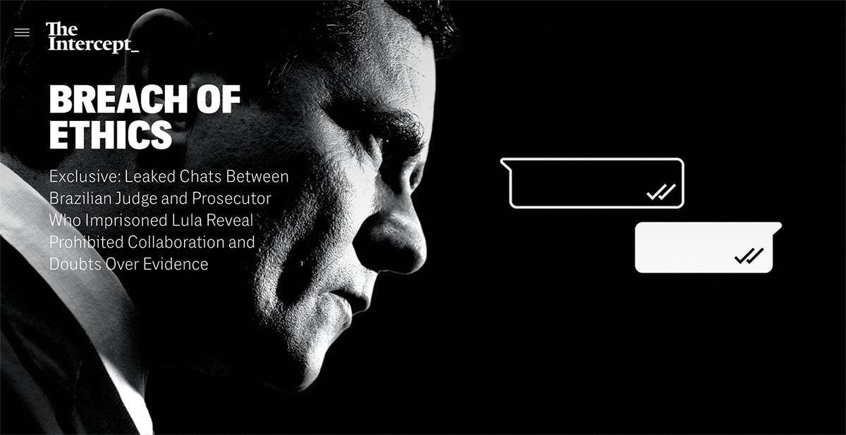 "The Intercept, ""Breach of Ethics"""