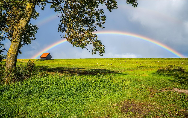rainbow-rural-home