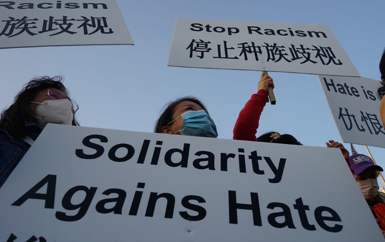 solidarity against hate