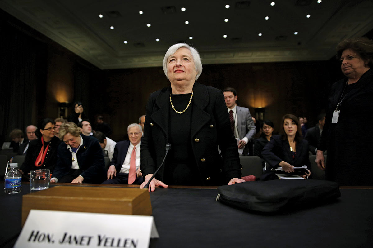 What Janet Yellen Can Do at Treasury 2