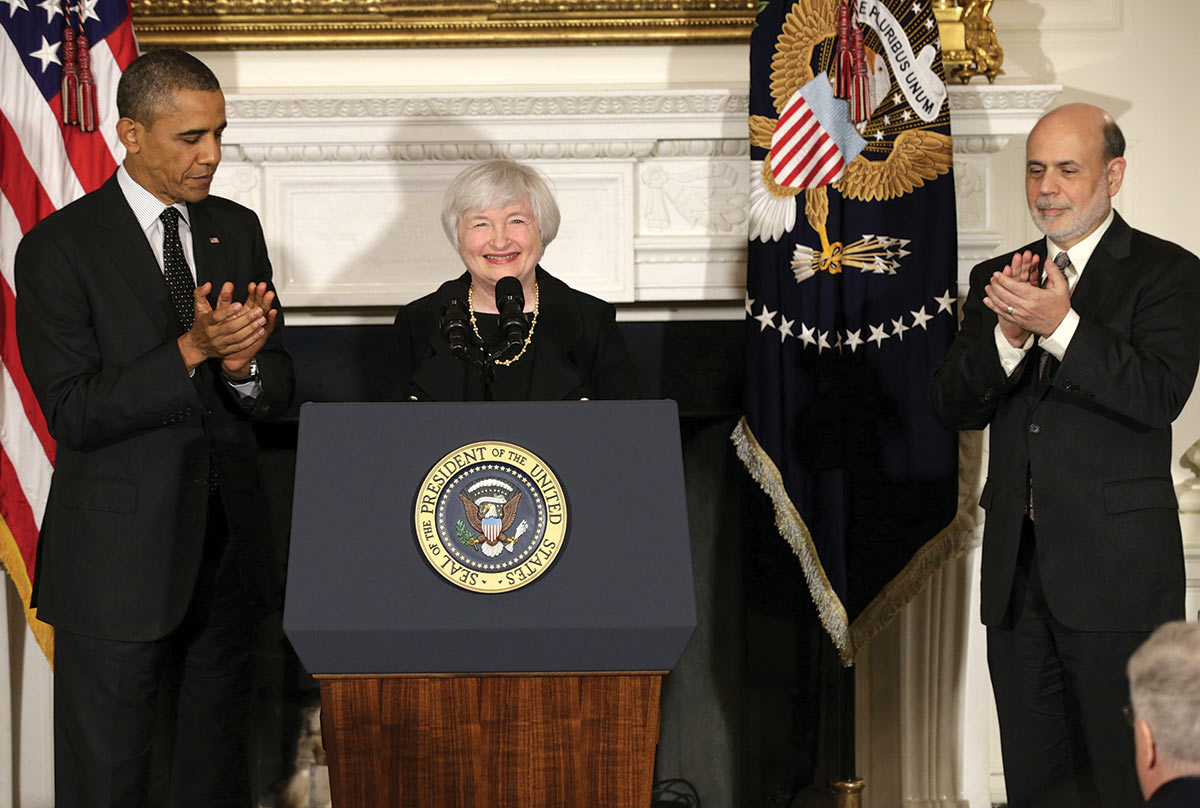 What Janet Yellen Can Do at Treasury 5