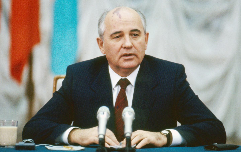 mikhail-gorbachev-press-conference-gty