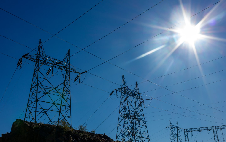 Nevada Power Lines