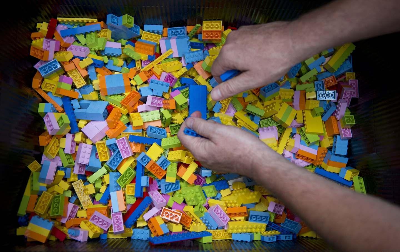 Lego bricks Autism