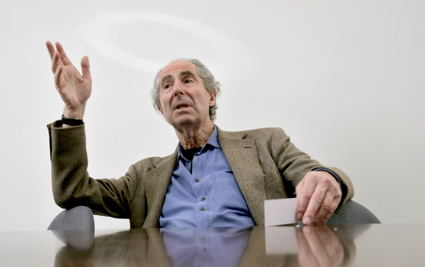 Philip Roth biography