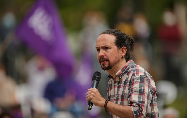 Pablo Iglesias Spain
