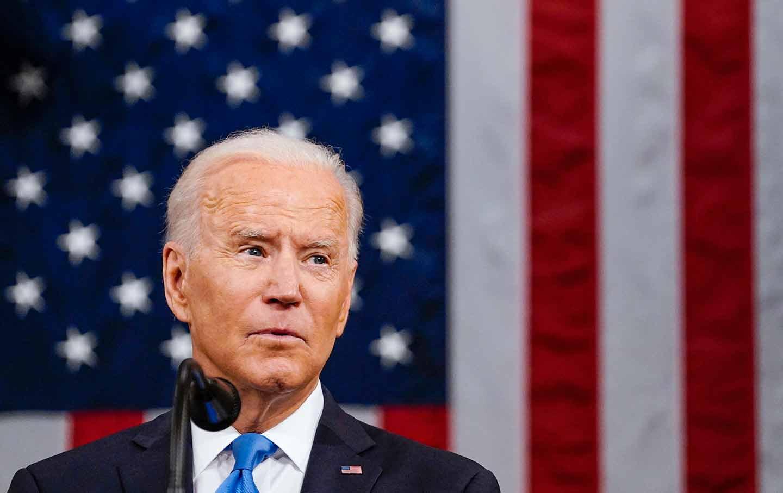 Joe Biden addresses Congress