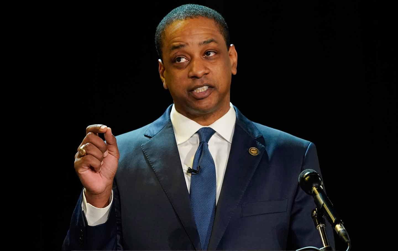 Justin Fairfax, Democrat of Virginia