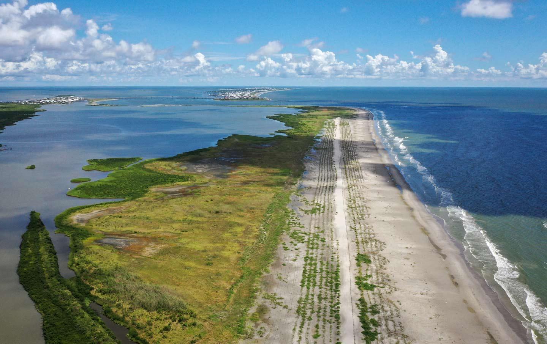 Louisiana Sea-Level Rise