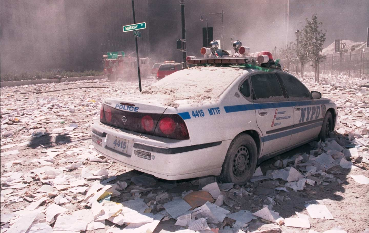 Memories of 'The Nation,' Resilience, and Solidarity During 9/11
