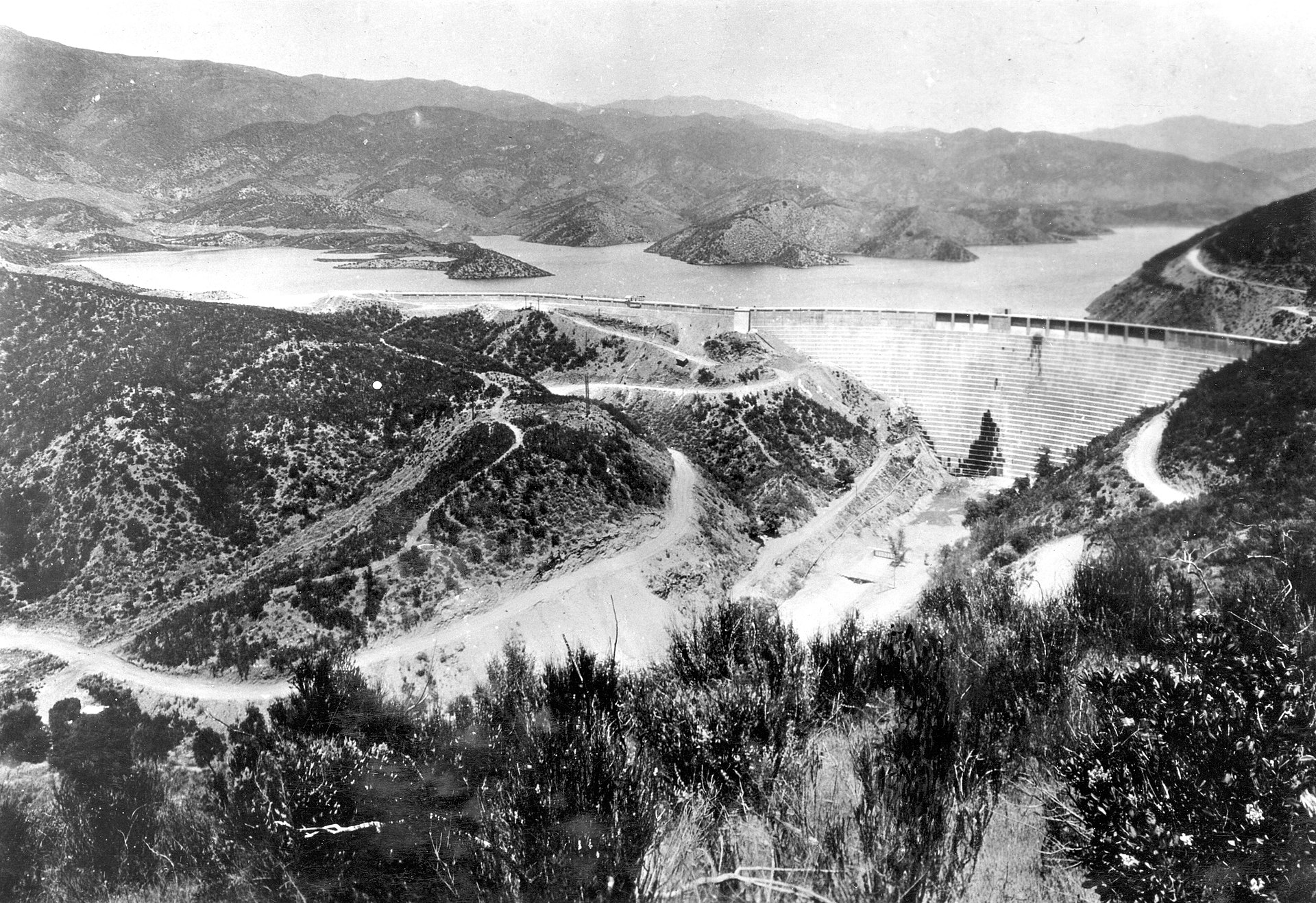 The St. Francis Dam