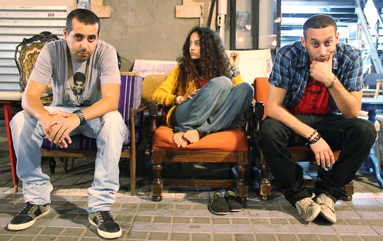 DAM—Palestinian hip hop group